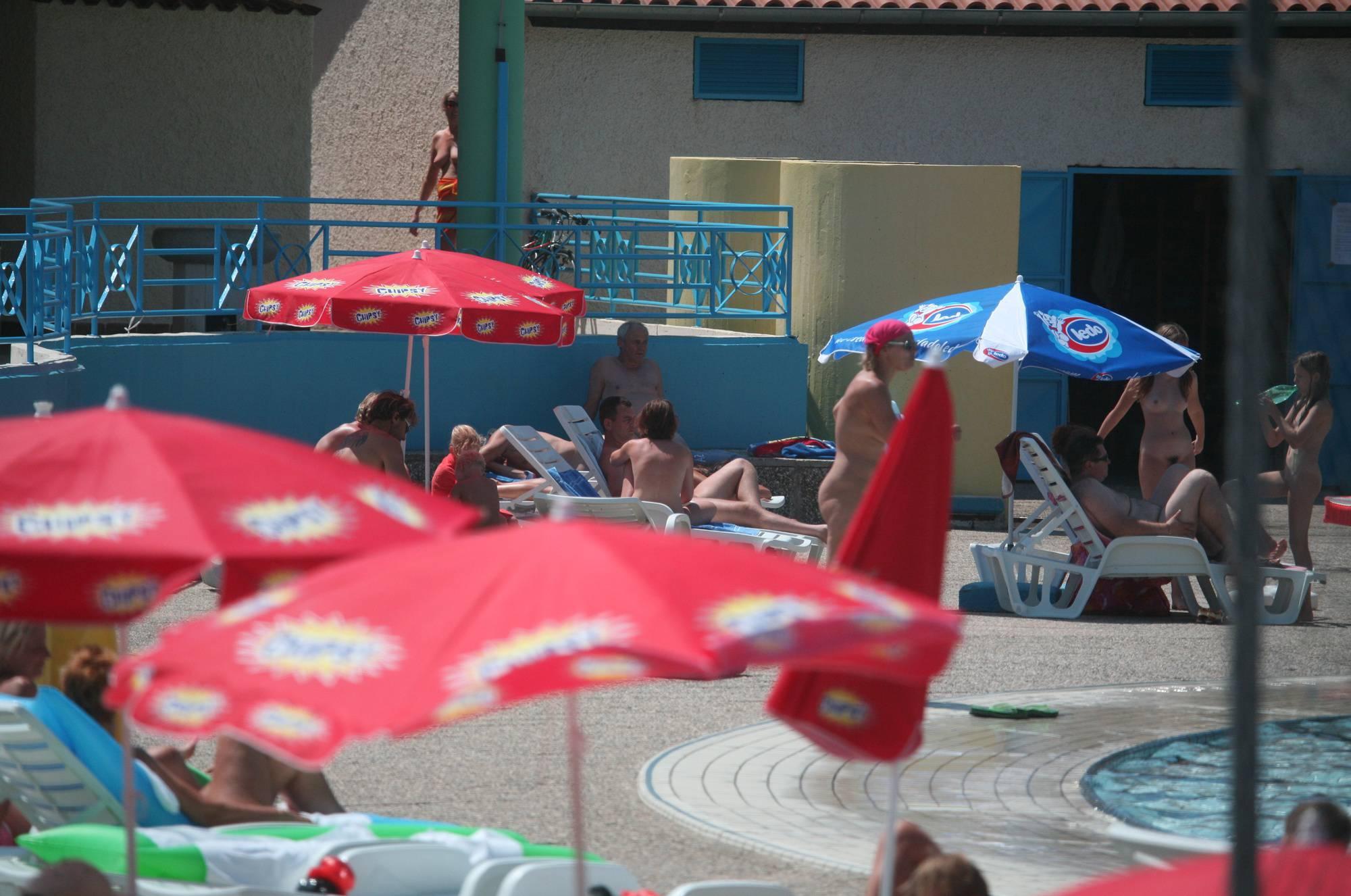 Nudist Photos Avilia FKK Naturist Pool - 2