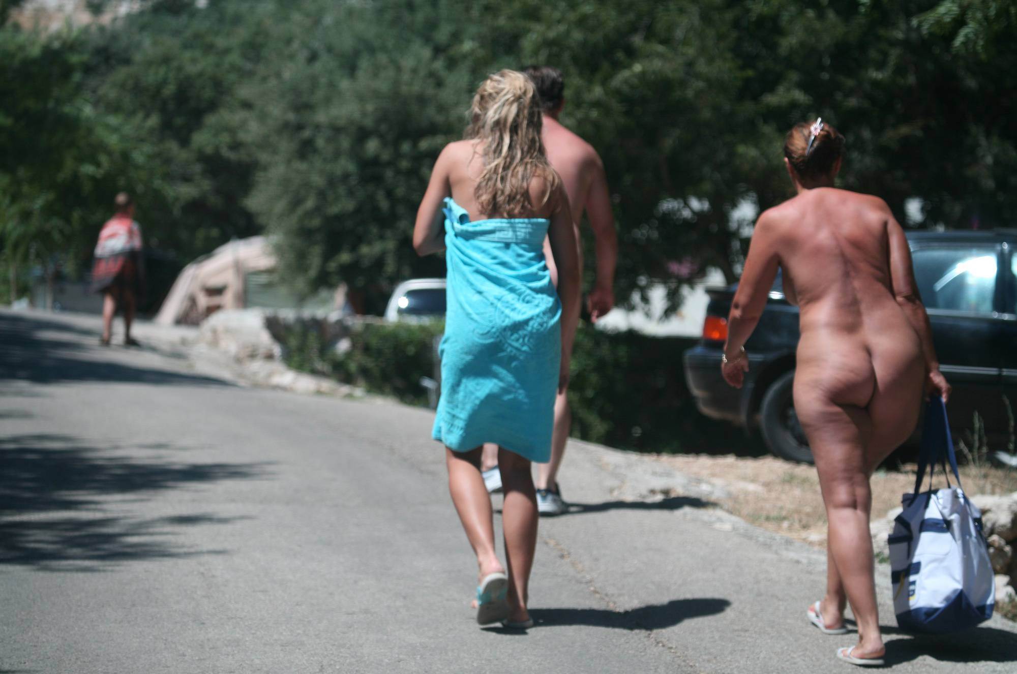 Nudist Photos Avilia FKK Nude Walkers - 1