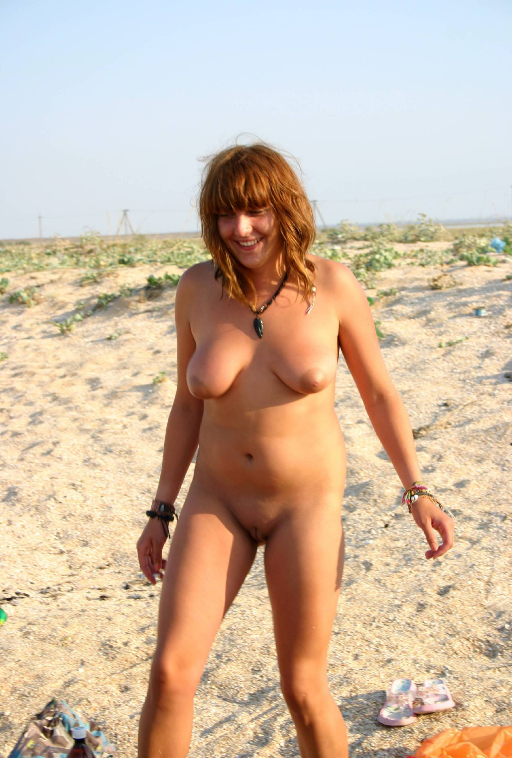Nudist Gallery Beach Long Haired Profile - 2
