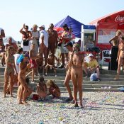 Beach Time Talent Show