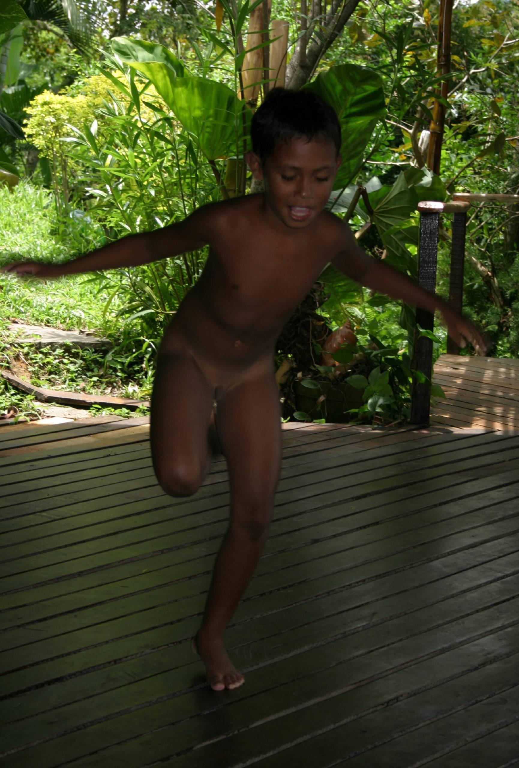 Nudist Gallery Brazil Indoor Dancing Final - 1
