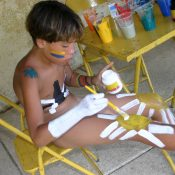 Brazilian Self Body Paints
