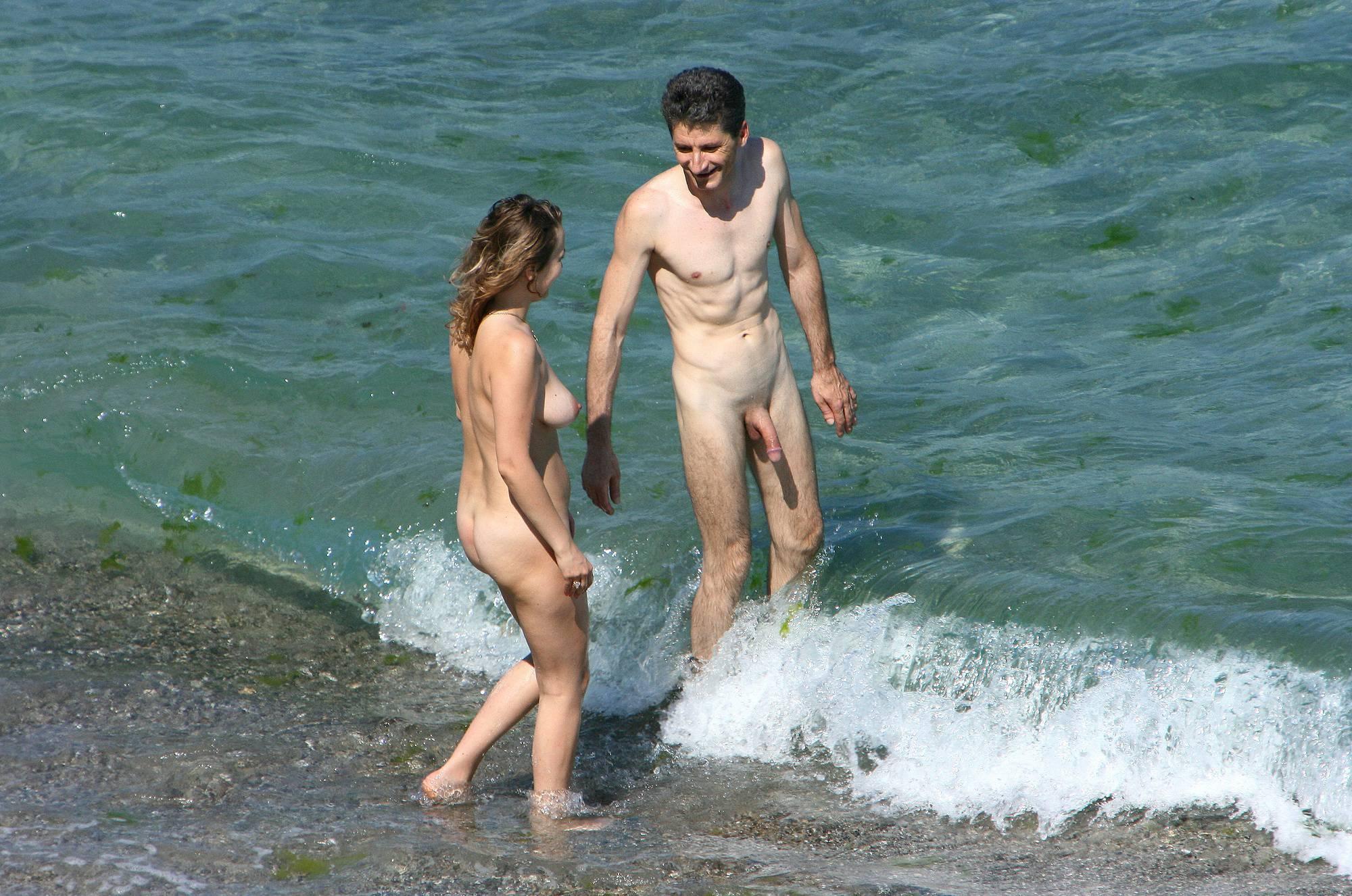 Nudist Gallery Bulgarian Nudist Couple - 1