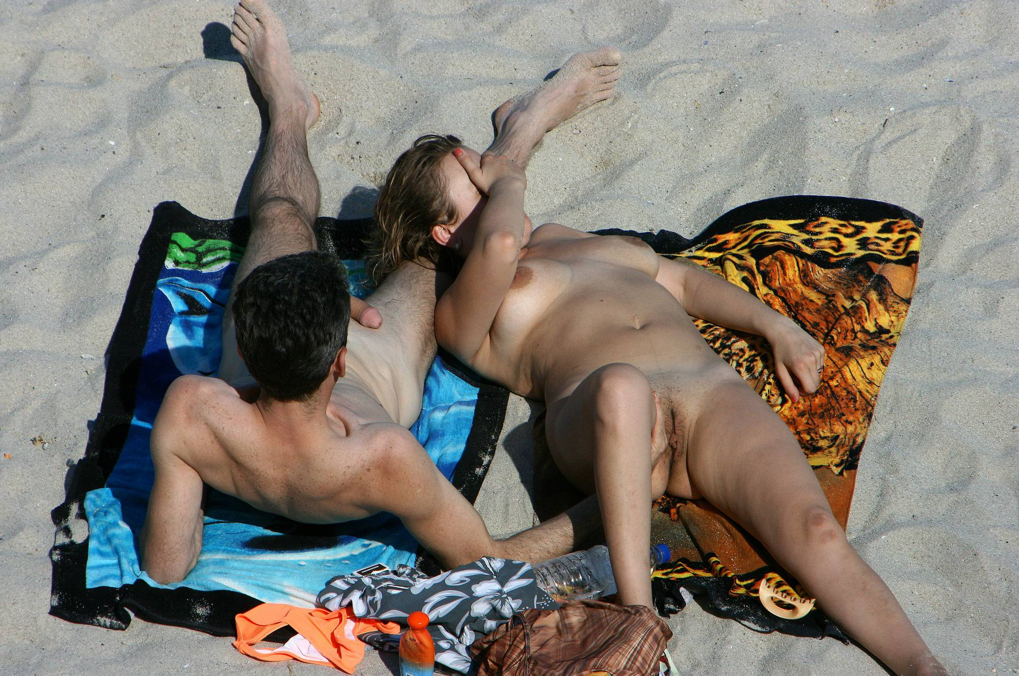 Nudist Pics Bulgarian Nudist Couple - 2