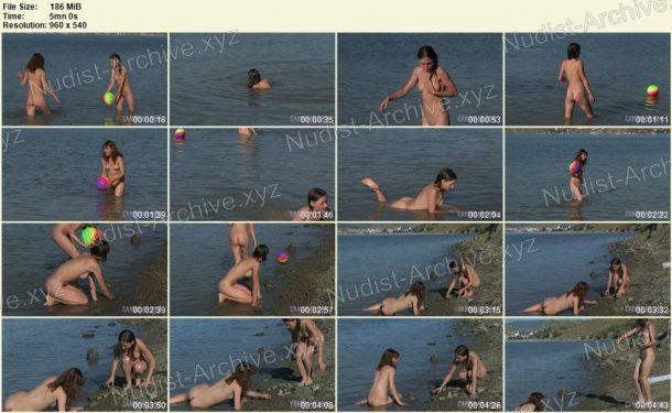 Sisters Idyllic Summer 2 - film stills 1