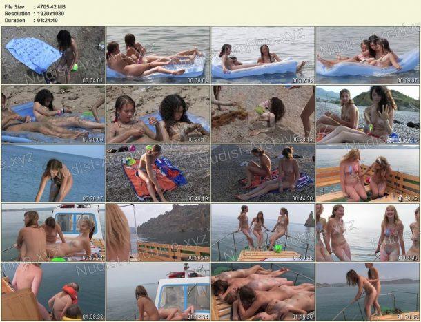Body Art Nudist Beach - Part 2 - thumbnails 1