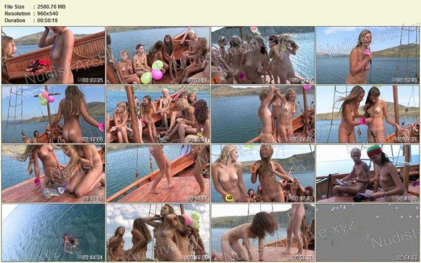 Shots Miss Teen Crimea Naturist 2008 1