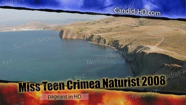 Snapshot of Miss Teen Crimea Naturist 2008