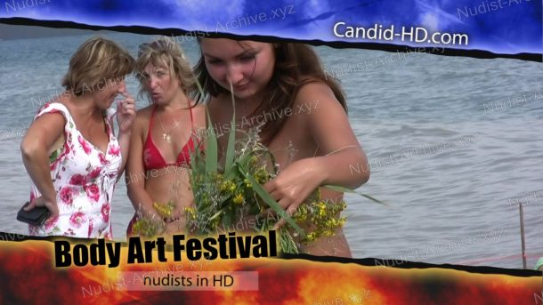 Body Art Festival - screenshot