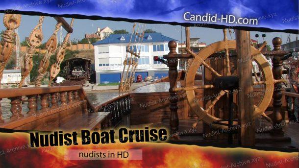 Screenshot Nudist Boat Cruise