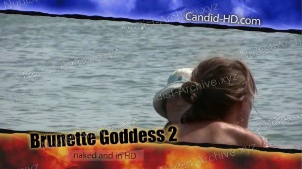 Snapshot Brunette Goddess 2