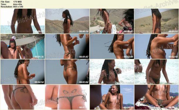 Thumbnails of Brunette Goddess 5 1