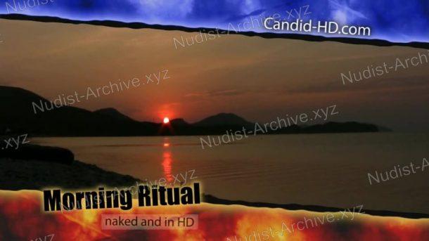 Morning Ritual frame