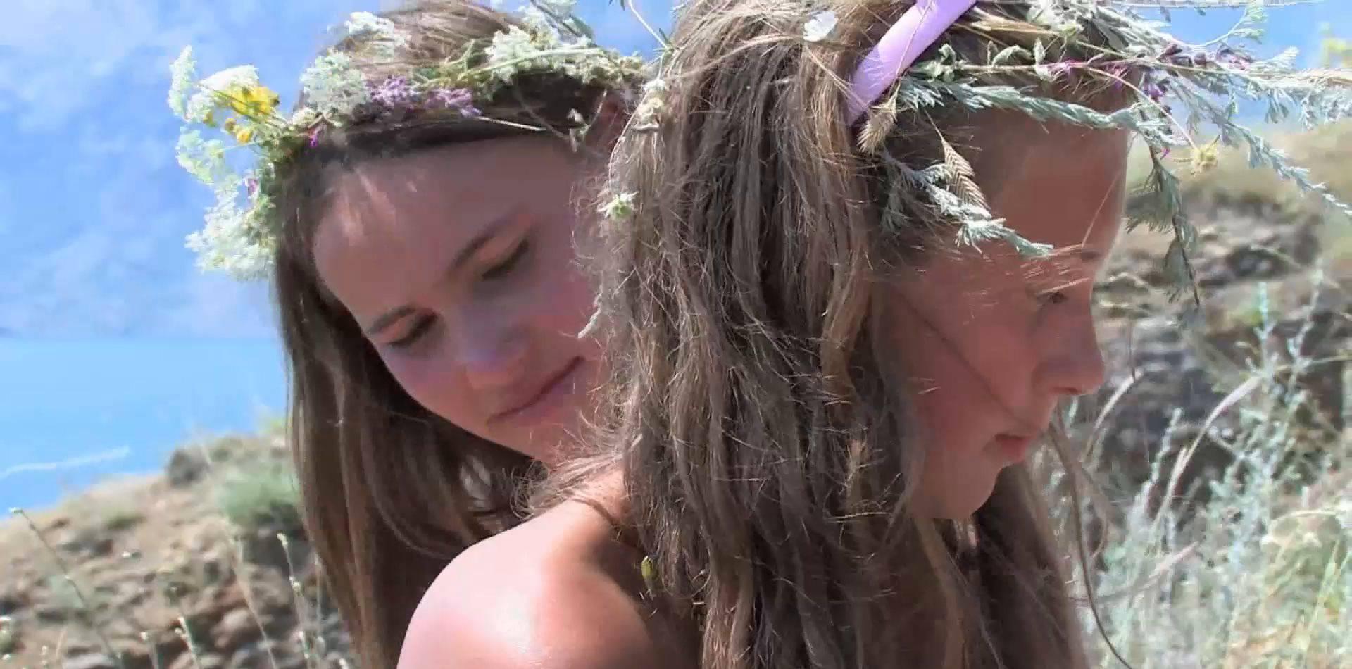 Candid-HD Videos Teen Nudists on Holiday 2 - 2