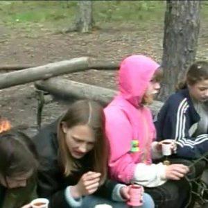 Castle Naturism - Naturism in Russia 2000 Series