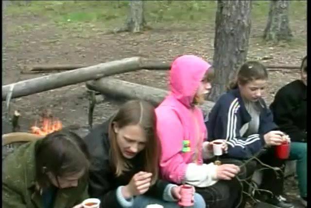 RussianBare.com Castle Naturism - Naturism in Russia 2000 Series - 1