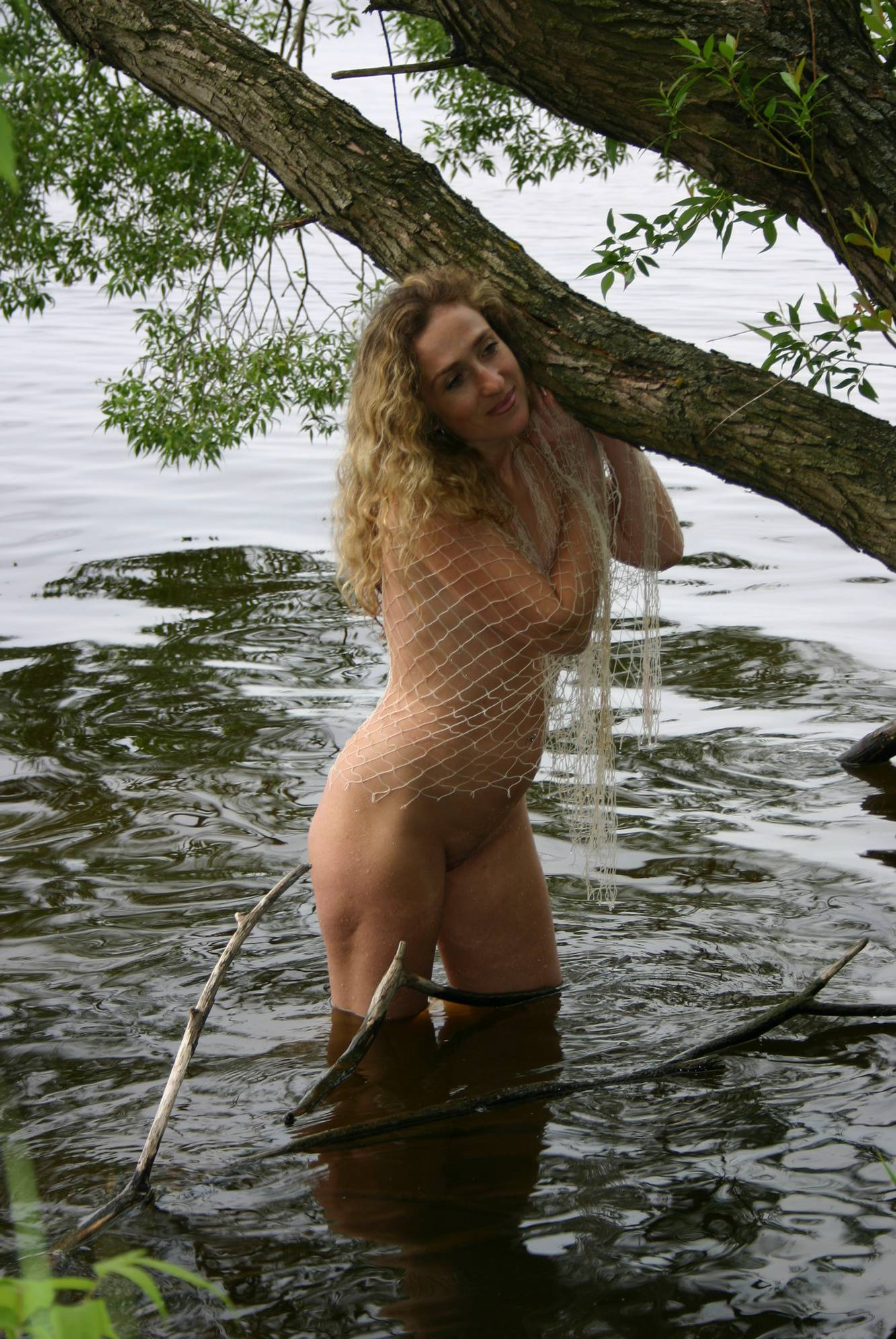 Nudist Gallery Dare to Be Bare Nets - 1