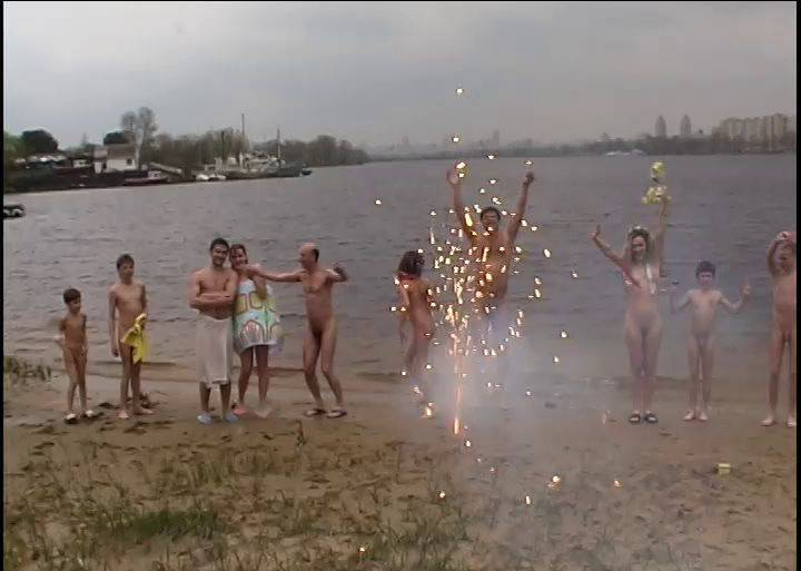 RussianBare Eastertide - Birth of Spring. A Perfect Day - Naturist Style - 1