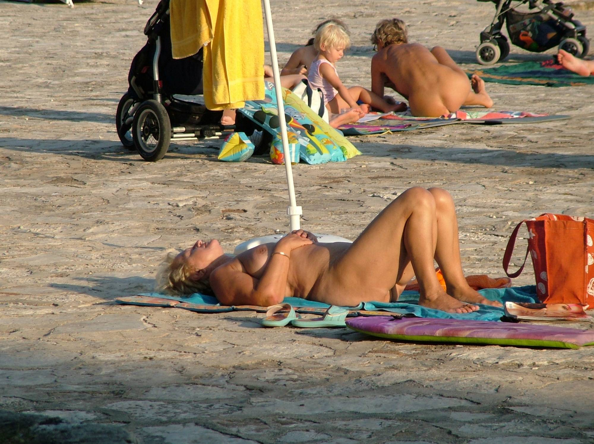Nudist Pictures FKK Reflection Sun Beach - 1