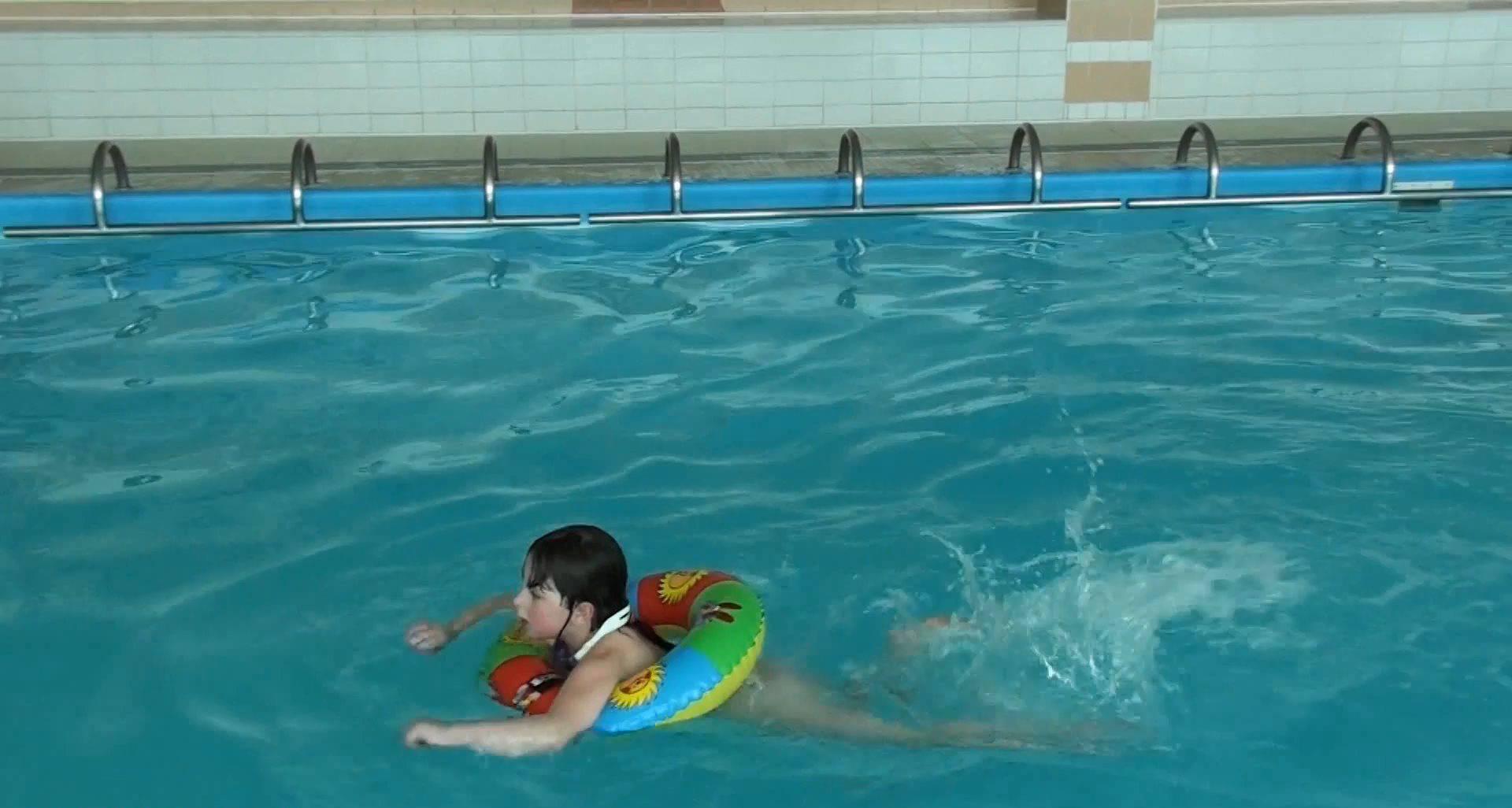 Family Waterpool Funs - 2