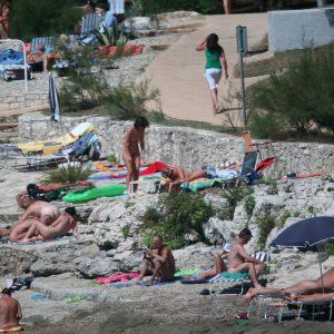 Far Nudist Beach Look-Out