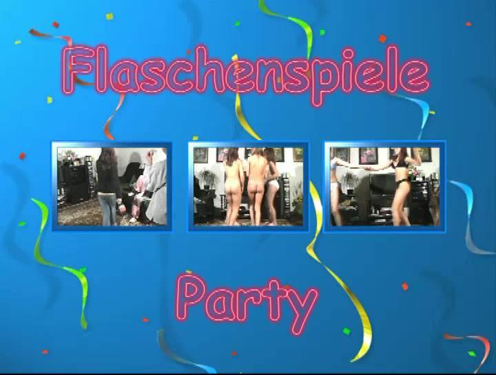 Nudist Videos Flaschenspiele Party - Poster