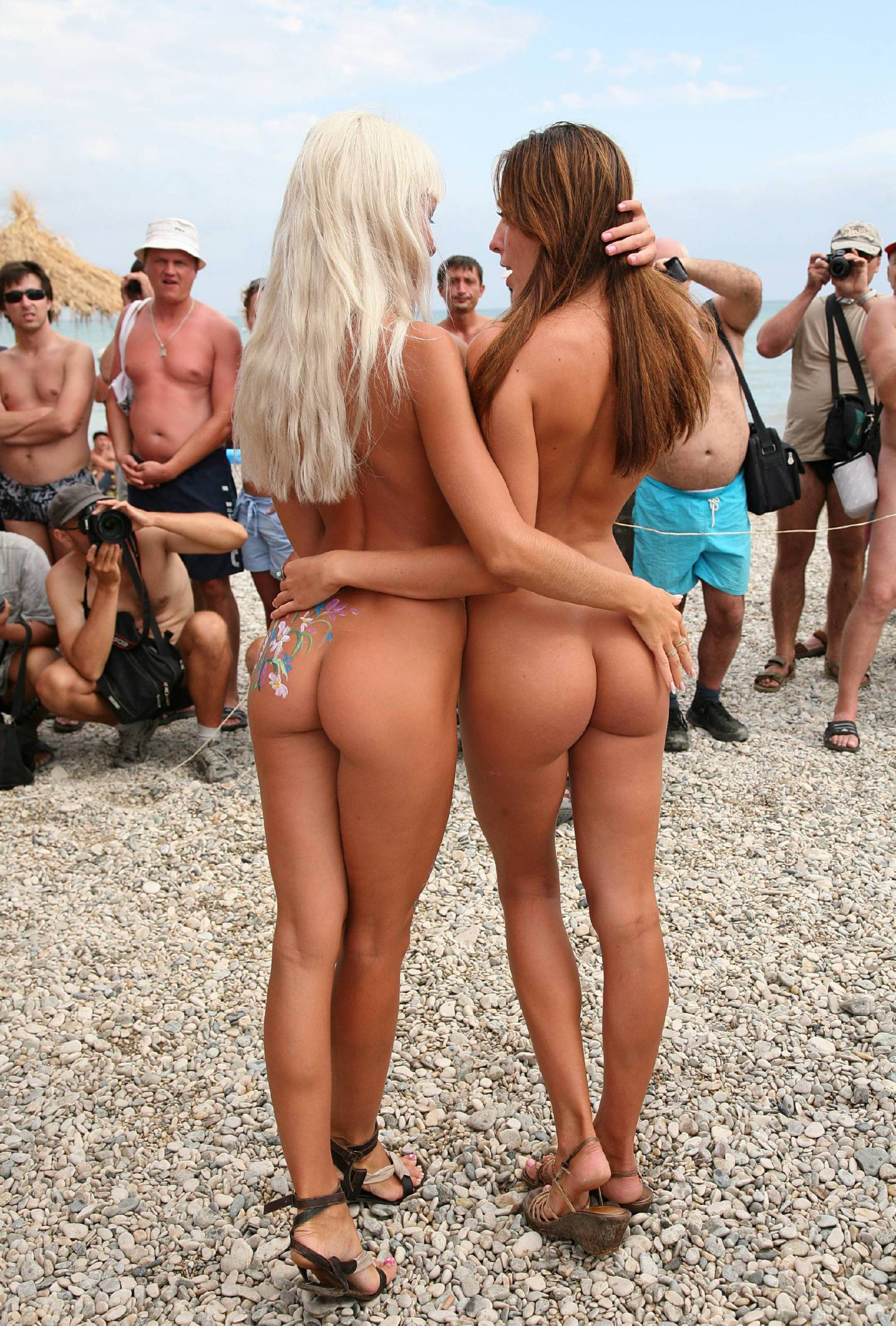 Nudist Gallery Healthy Outside Daytime - 2
