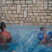 Inner Pool Nudist Activity