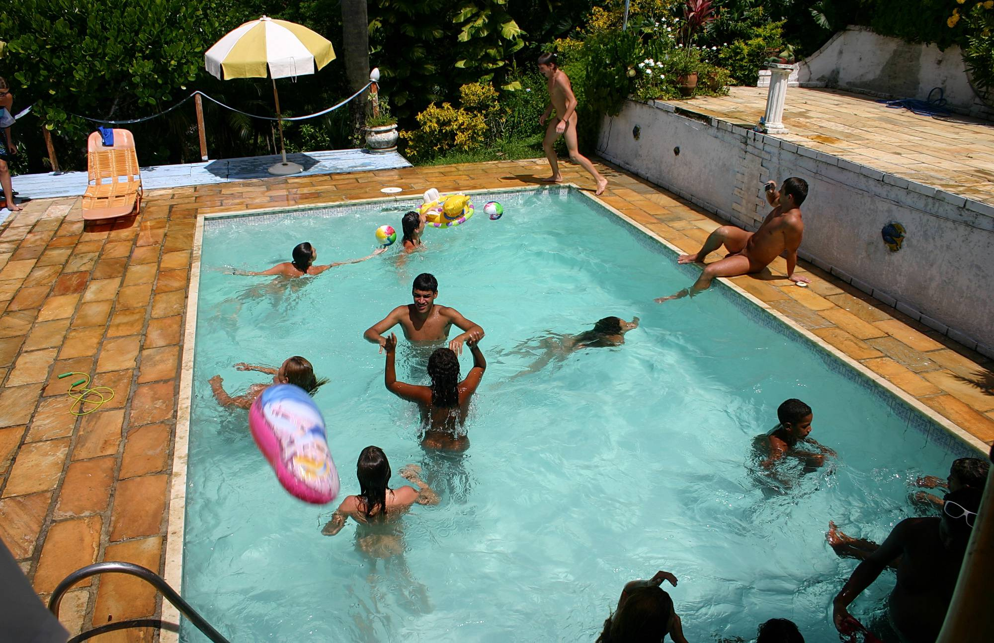 Inner-Pool Play Grounds - 2