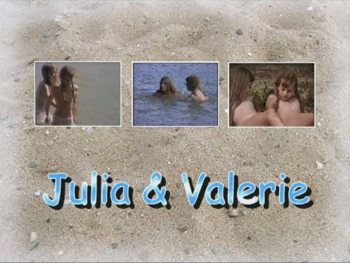Nudist Videos Julia and Valerie - Poster