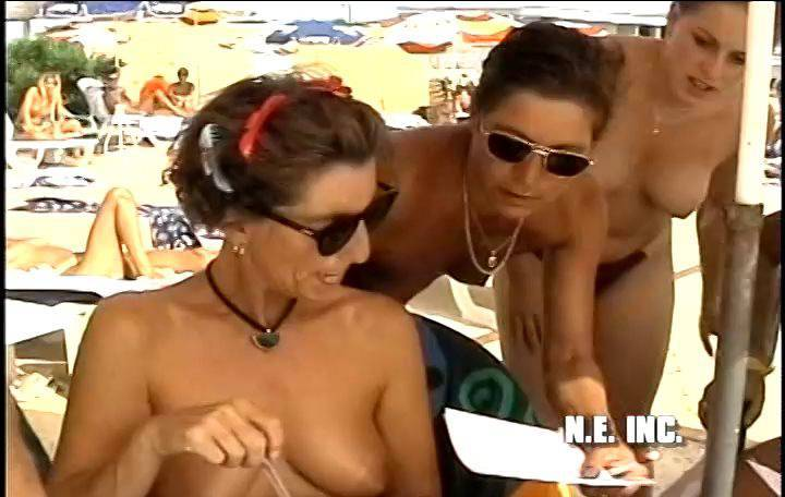 Nudist-HDV Junior Miss Pageant 2001 Series Contest 9 - 2
