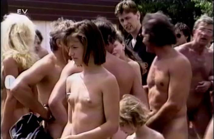 NudismProvider Junior Miss Pageant 2001 series - Miss Teen Nudist 2001 - 2