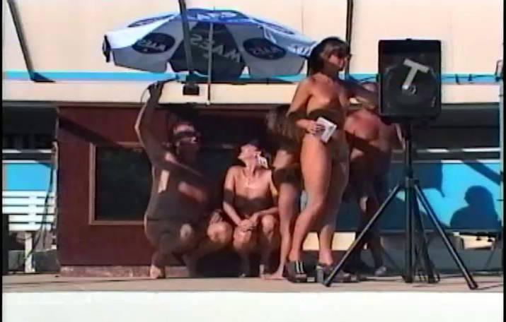 Nudist-HDV Junior Miss Pageant France 7 - 2