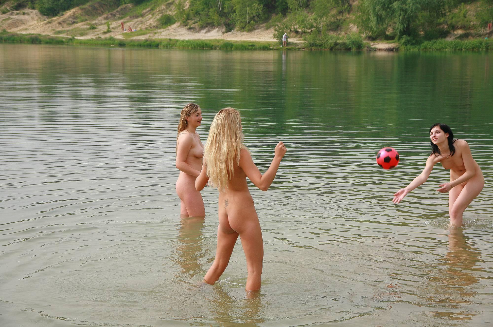 Nudist Photos Lake Kryspinow Sports - 2