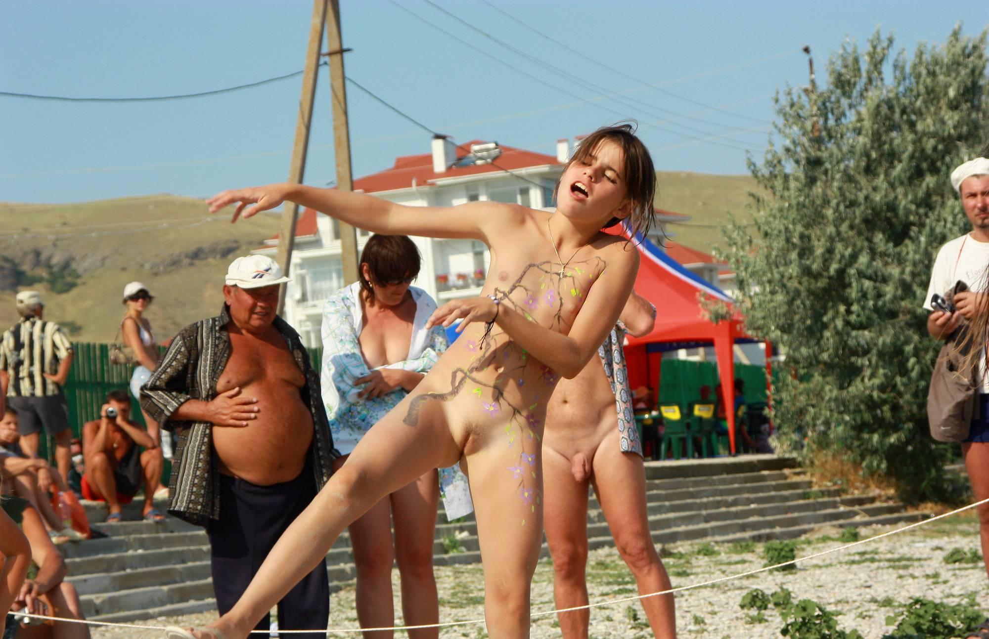 Miss Natura Sand Stump - 1