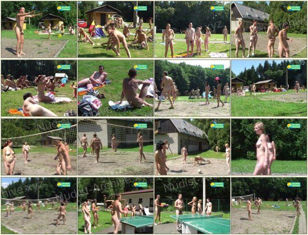 Snapshots of Volleyball 1