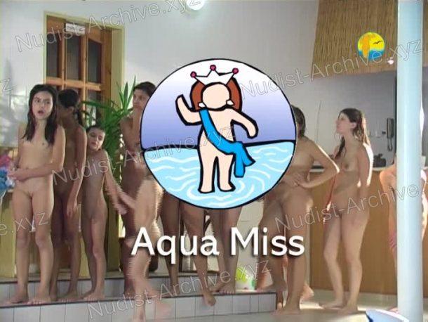 Aqua Miss - screenshot
