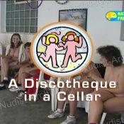 A Discotheque in a Cellar