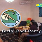 Girls' Pool Party