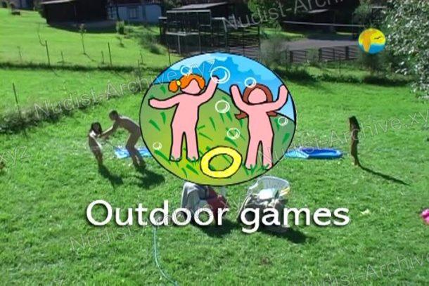 Snapshot of Outdoor Games