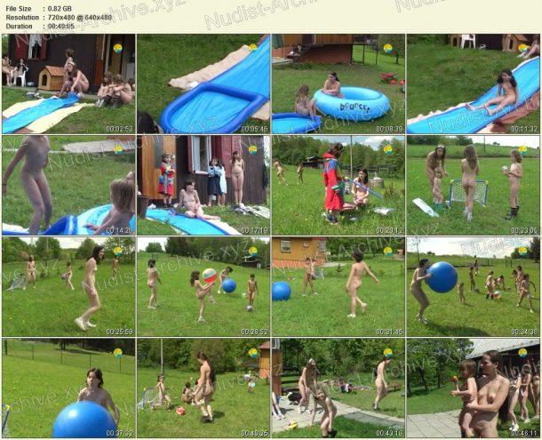 Shots Slide in the Summer 1