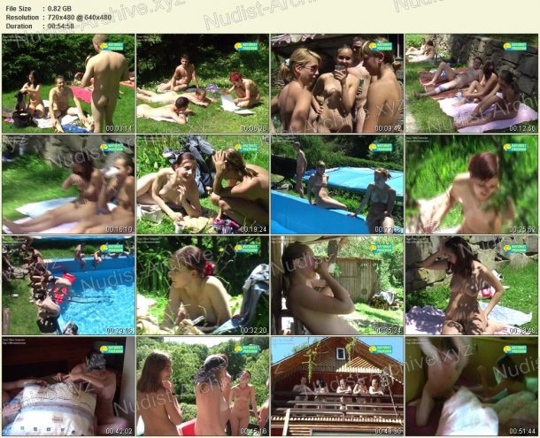 Film stills Sunbathing 1