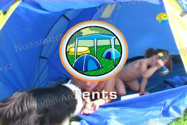 Tents - video still