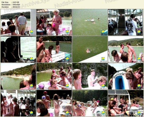 Cruising Lake Naked film stills 1