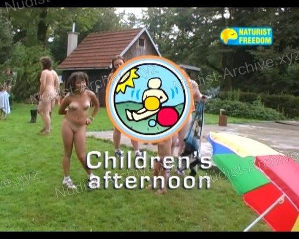 Children's Afternoon screenshot