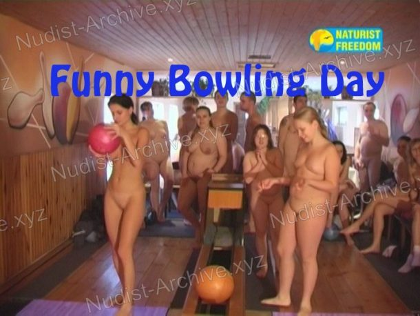 Funny Bowling Day snapshot