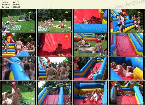 Inflatable Slide - thumbnails 1