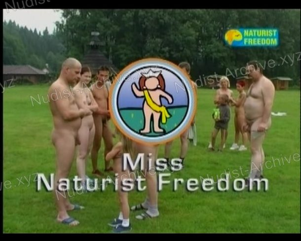 Video still of Miss Naturist Freedom