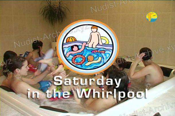 Saturday in the Whirlpool - snapshot