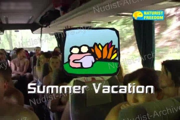 Summer Vacation - cover